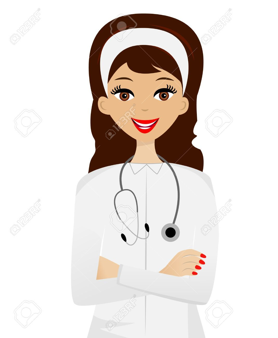 woman doctor clipart - Google Search