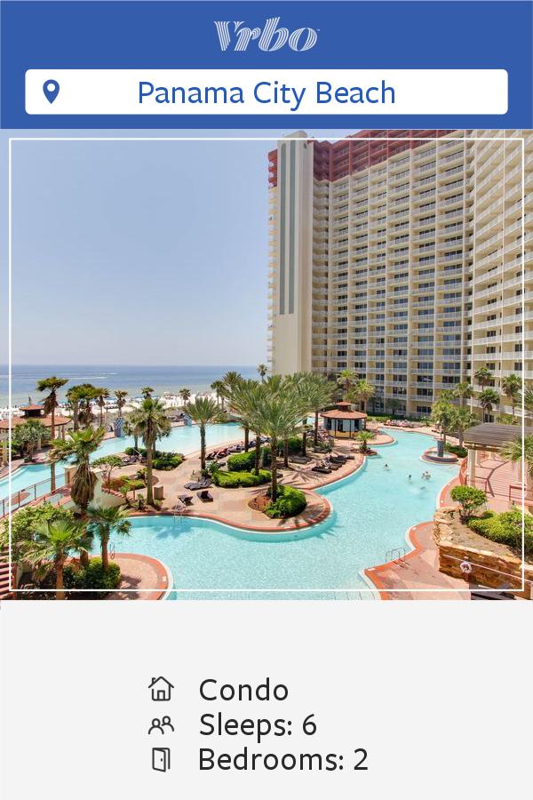 Vacation Condo In Panama City Beach In 2020