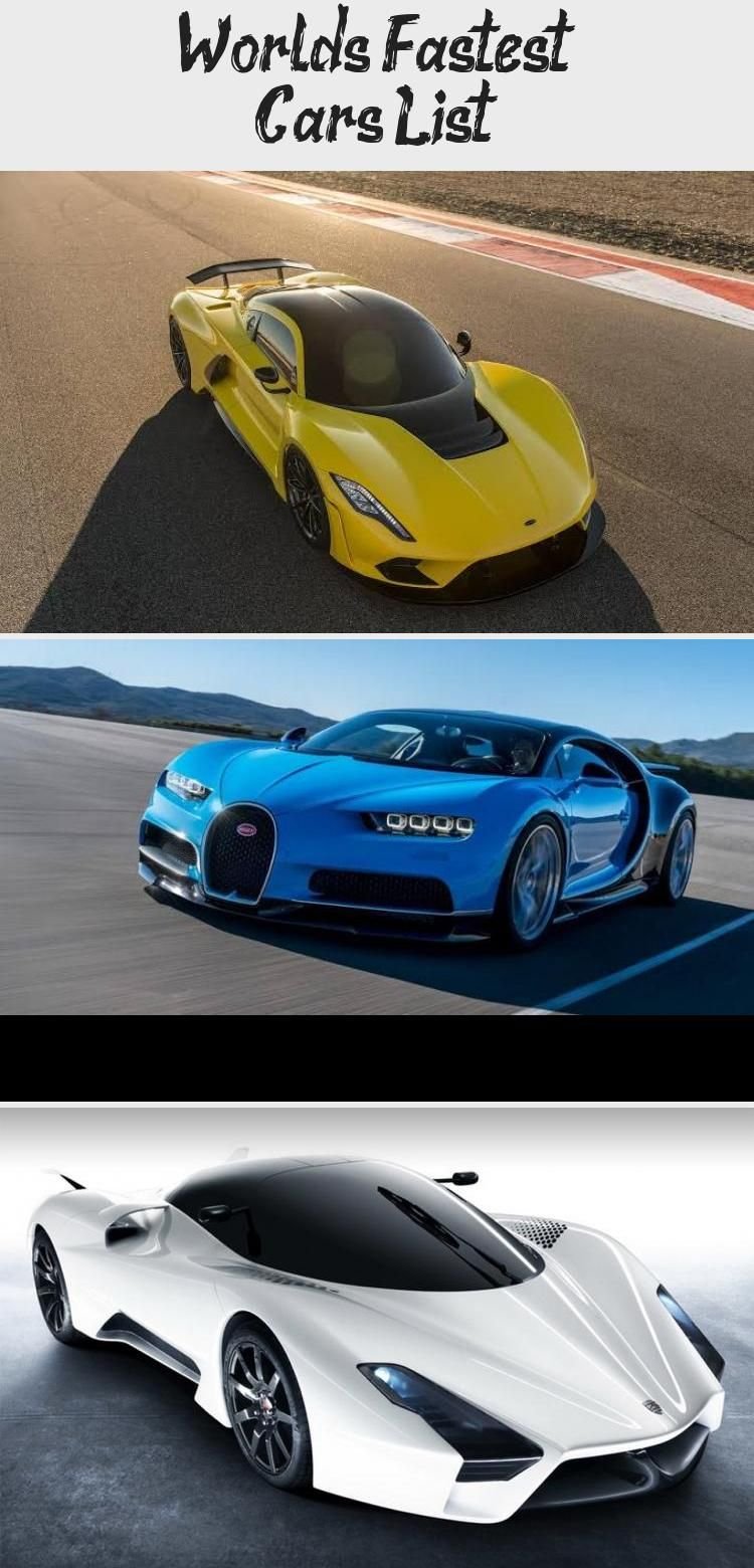 World S Fastest Cars List Wheebuzz Fastestcarsmustangs Fastestcarsnetflix Fastestcarsintheworld Fastestca In 2020 Fast Cars Super Cars Bugatti Veyron Super Sport