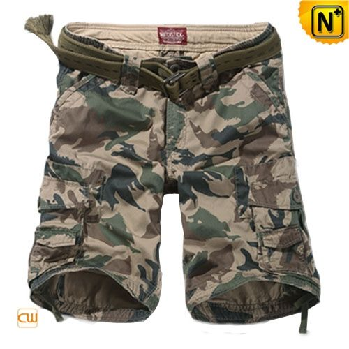 Military style mens camouflage cargo shorts online, shop our ...