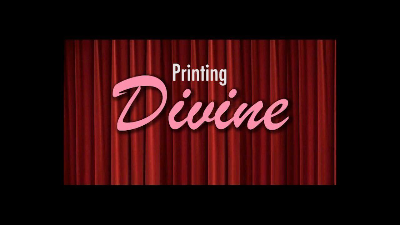Jim Winters: Printing Divine