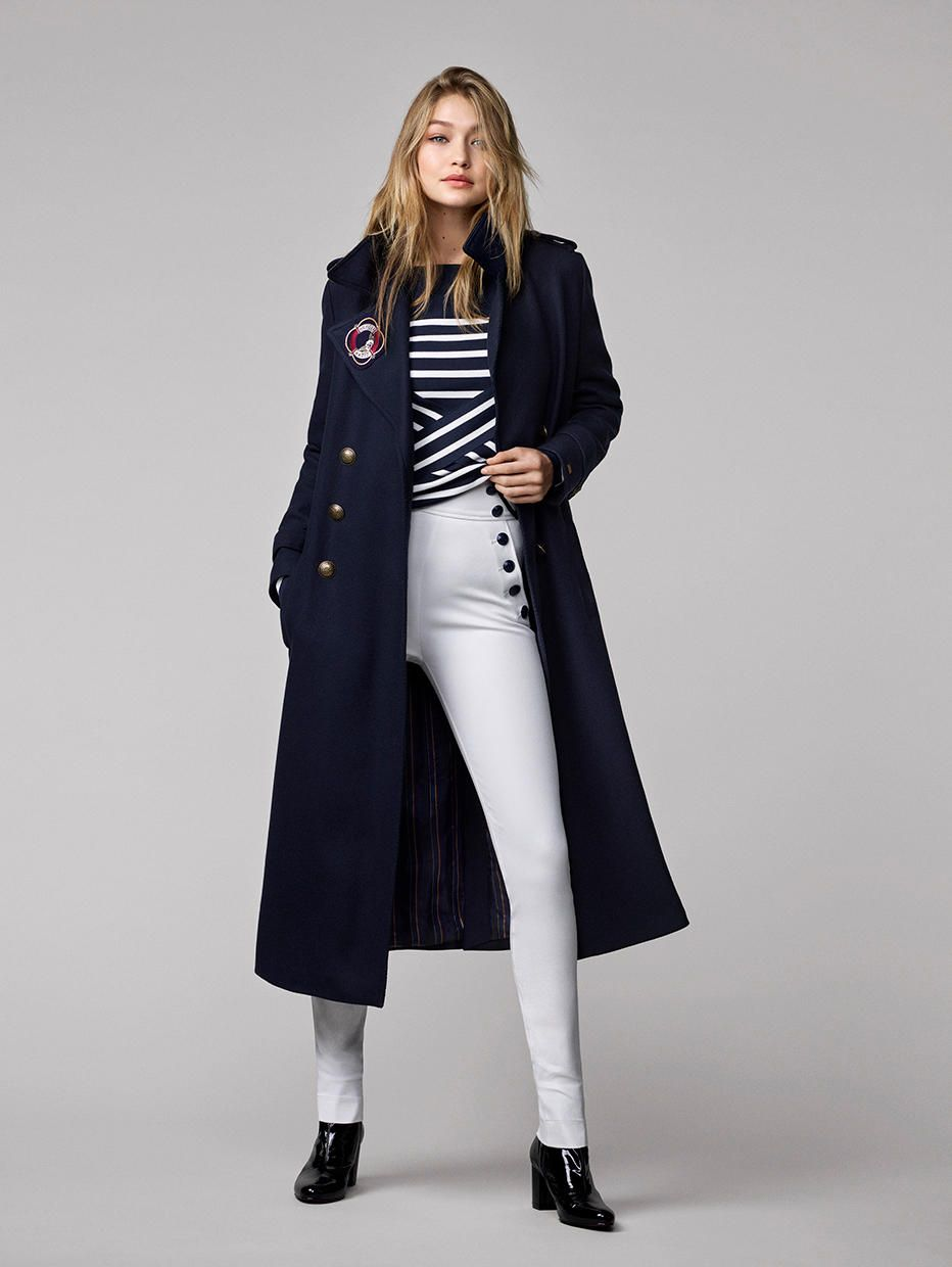 bfd02fa5 See Gigi Hadid's First Collection for Tommy Hilfiger | after fifty ...