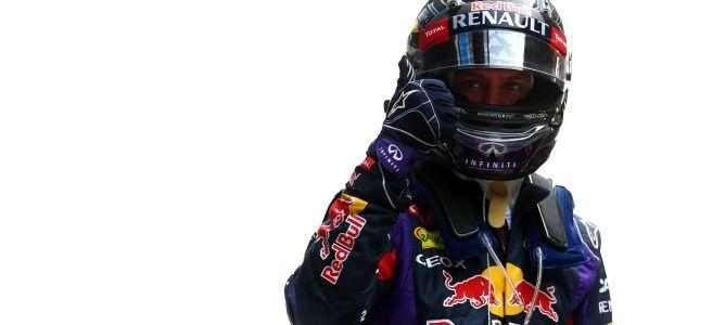 Sebastian Vettel hace historia en el circuito de India. TETRA CAMPEON.