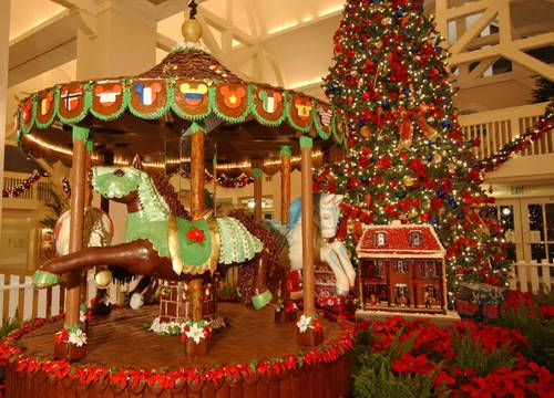 Disney Christmas Photos From Disney World Walt Disney