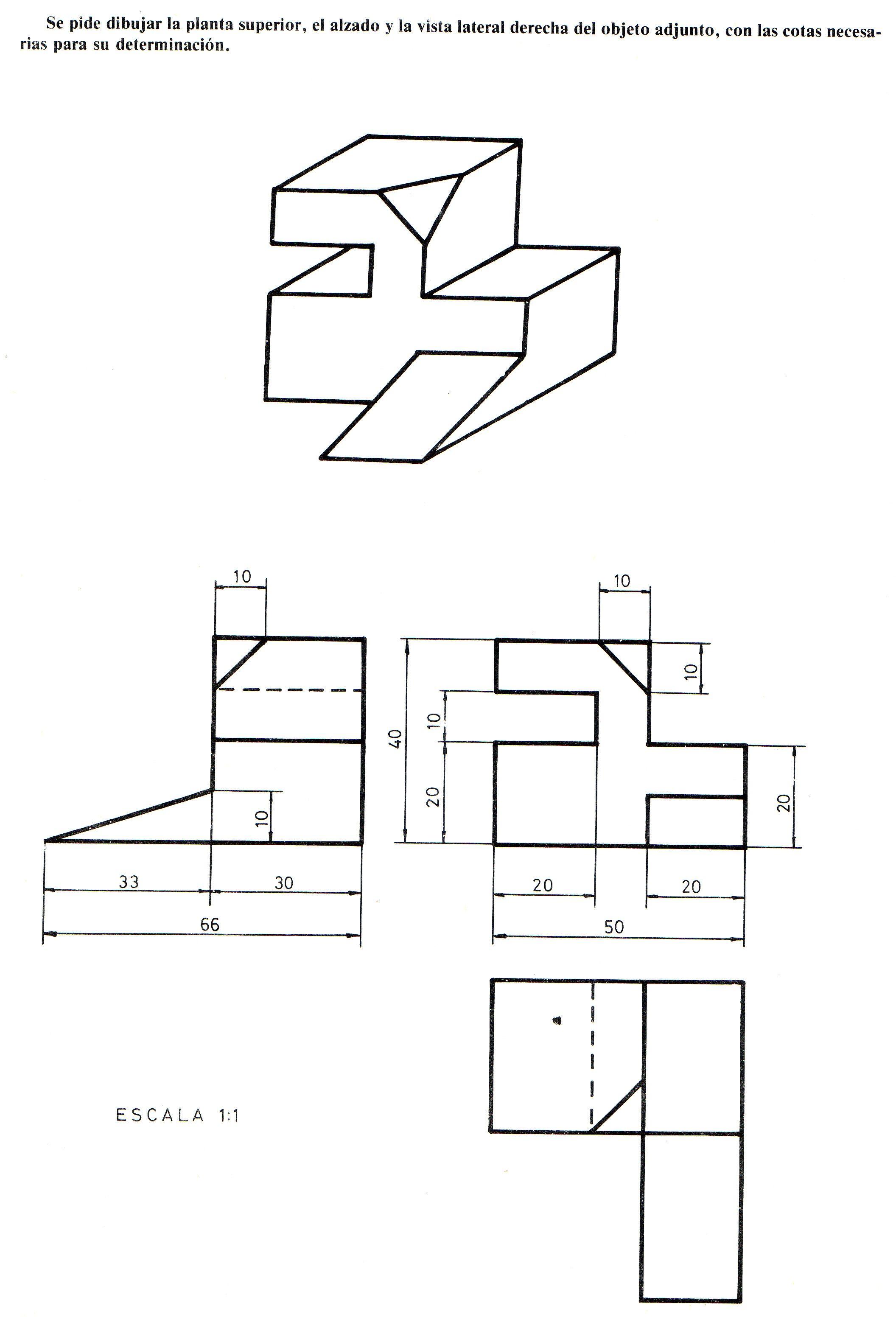 Pin De Raquel De Pablo En Dt Tecnicas De Dibujo Vistas Dibujo Tecnico Libro De Dibujo Tecnico