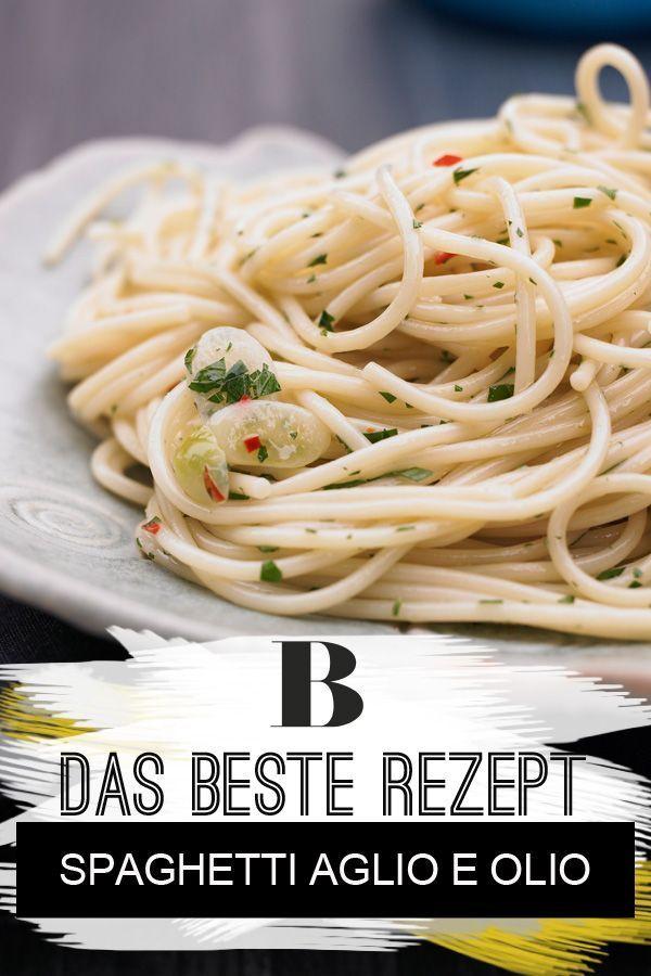 Spaghetti-Rezepte wie vom Italiener