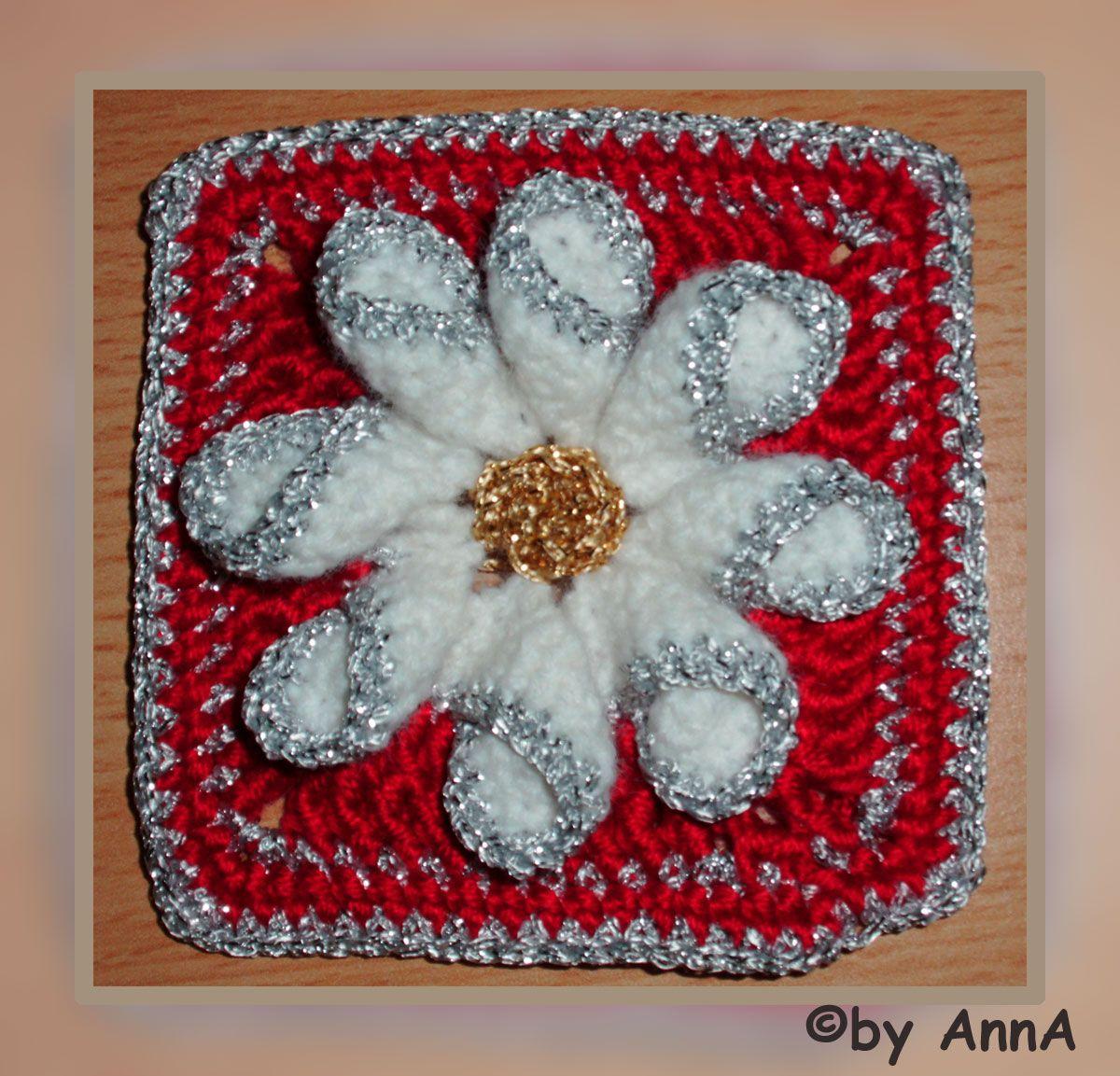 granny weihnachtsstern crochet pinterest topflappen. Black Bedroom Furniture Sets. Home Design Ideas