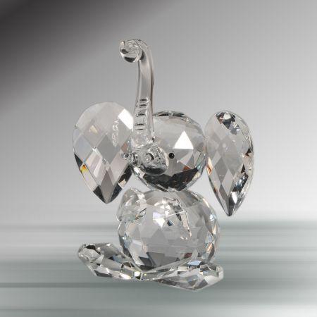 Crystal Elephant Figurine Elephant Ele Fun In 2019 Crystals
