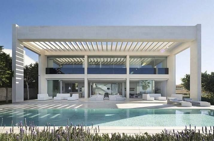 Now Available Modern Oceanfront Villa in Mallorca Spain