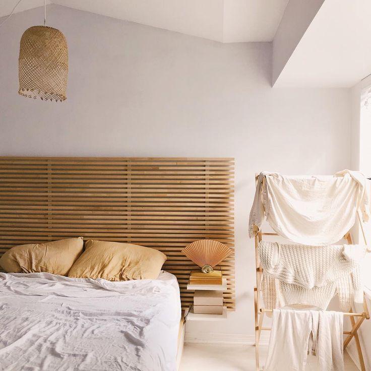 My Boho Minimalist Bedroom Reveal Bedroom decor, Home