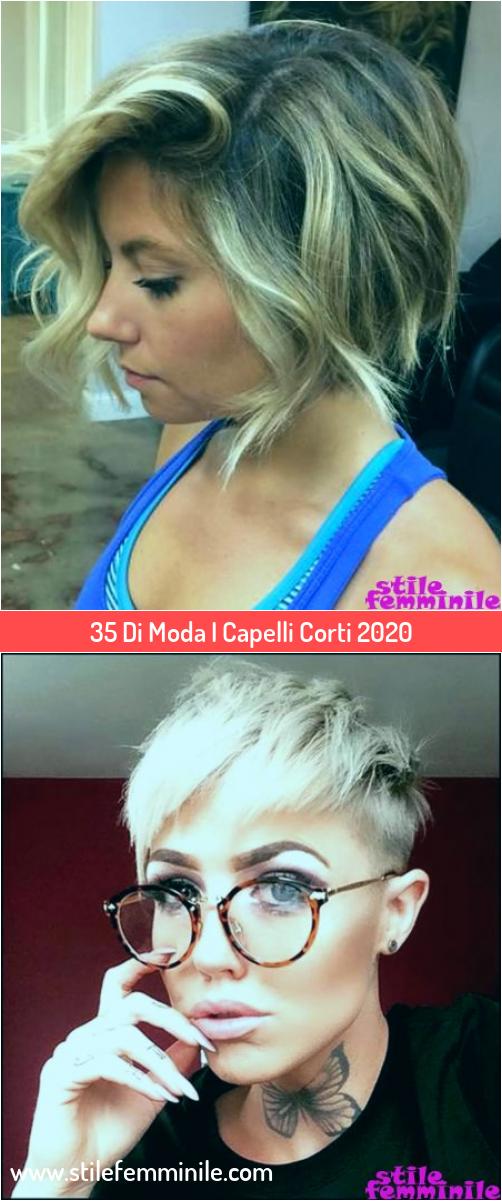 Photo of 35 Di Moda I Capelli Corti 2020