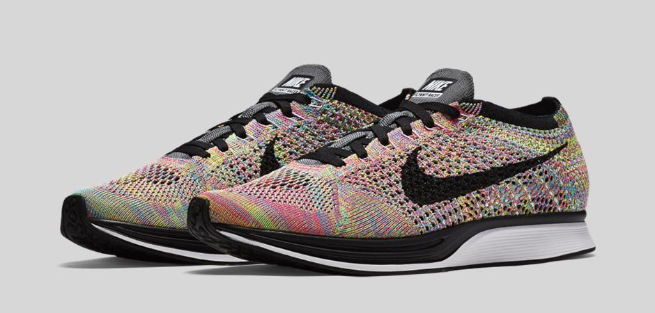 Find this Pin and more on WOVEN - Interior Trend Predictions 2017. Official  Look At The Nike Flyknit Racer Multicolor 2016