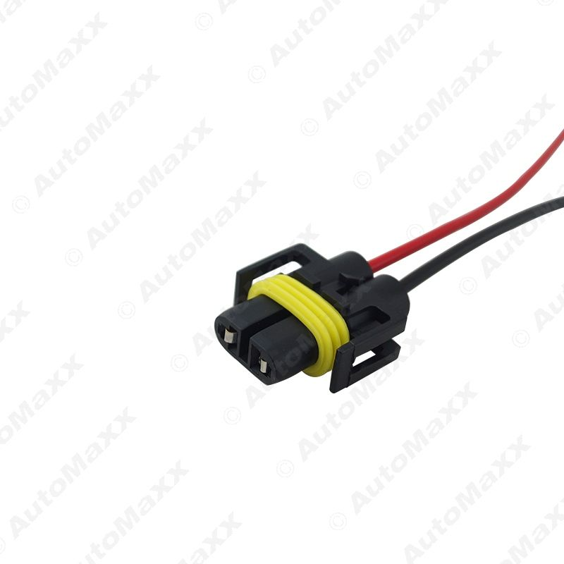 20pcs h11 female adapter wiring harness sockets car auto wire 16 Pin JVC Wiring Harness automotive wire connector wiring harness