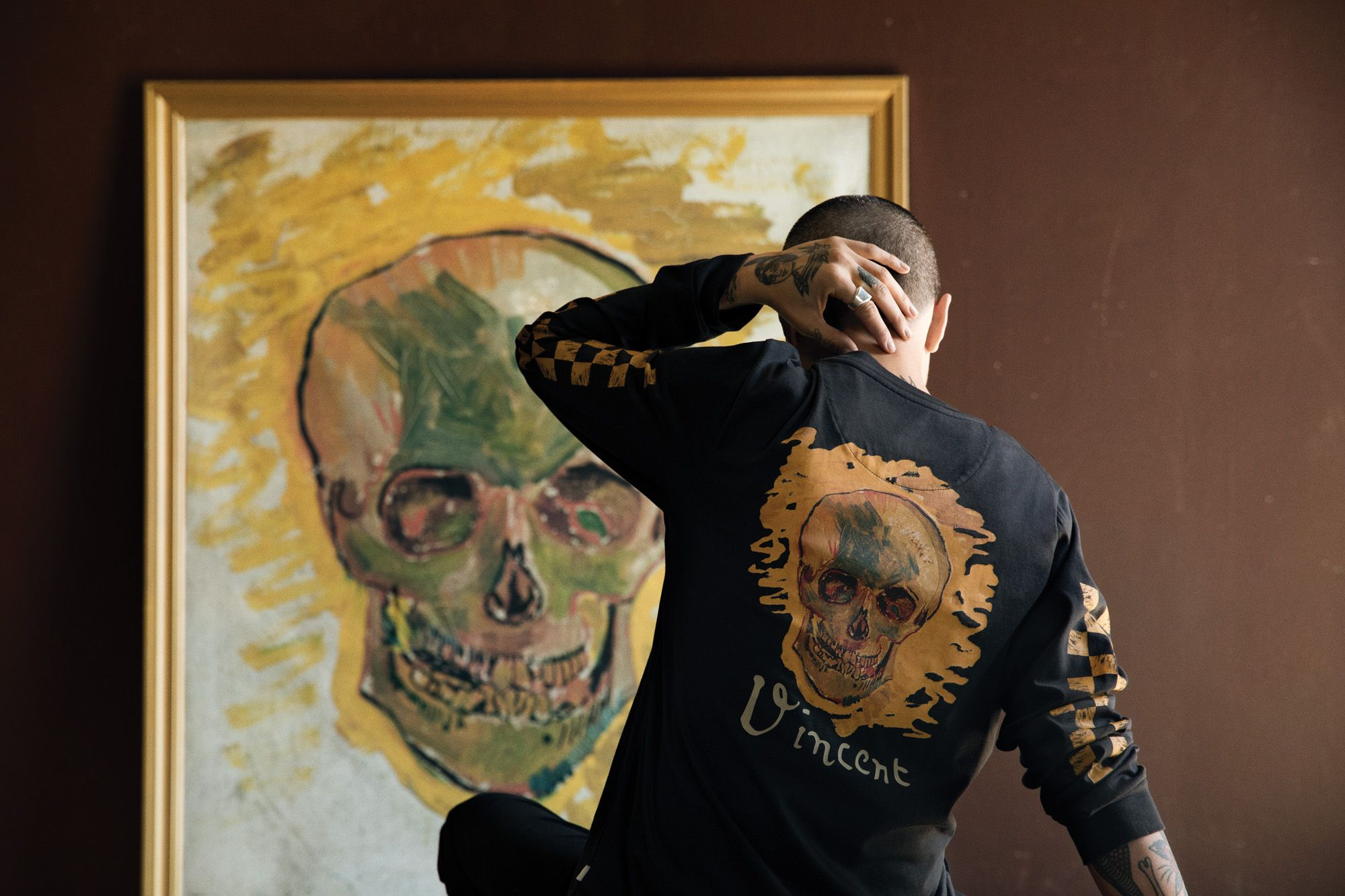 996c5d33d2 The Van Gogh Museum and Vans Collaborate on a Wearable Collection of  Masterworks