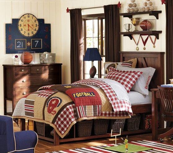 Boy Sports Bedroom, Girls Bedroom, Kids Room Design