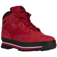 Timberland Euro Hiker - Boys' Toddler - Red / Black
