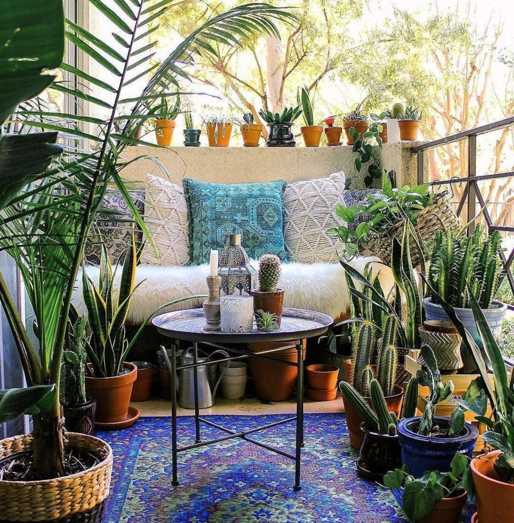 Ideas To Decorate Your Terrace Garden: 19 Tips And Tricks For Decorating A Small Balcony