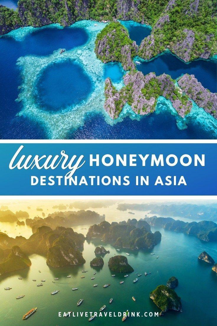 Honeymoon Destinations In Asia: Luxury Hotels Worth