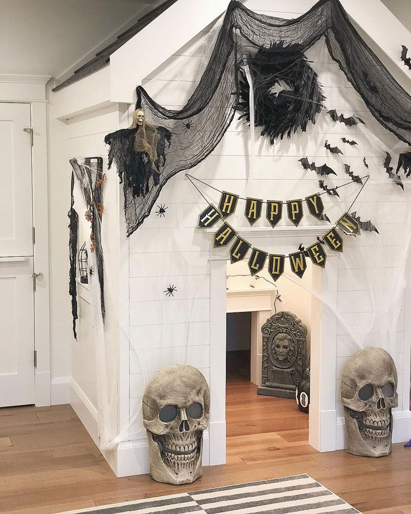 Awesome Halloween Décor Ideas in a Kid\u0027s Room