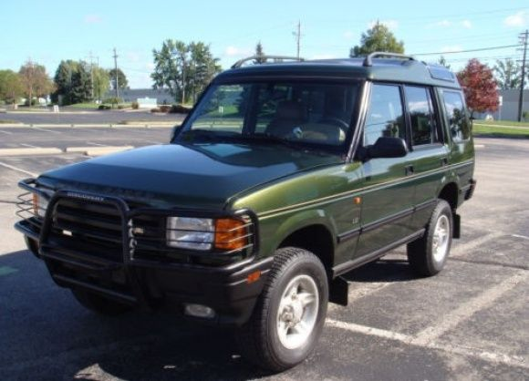 Diesel Benz Powered 1998 Land Rover Discovery Land Rover Land Rover Discovery Land Rover Discovery 1