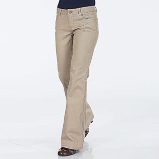 Dickies Uniform Girl  Juniors' Straight Leg Pant