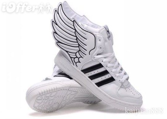 MEN'S WOMEN'S ADIDAS ANGEL JS WINGS ADIDAS SHOES BELT ...