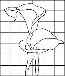 Resultado De Imagen Para Moldes De Paisajes Para Vitrales Stained Glass Crafts Stained Glass Quilt Stained Glass Paint