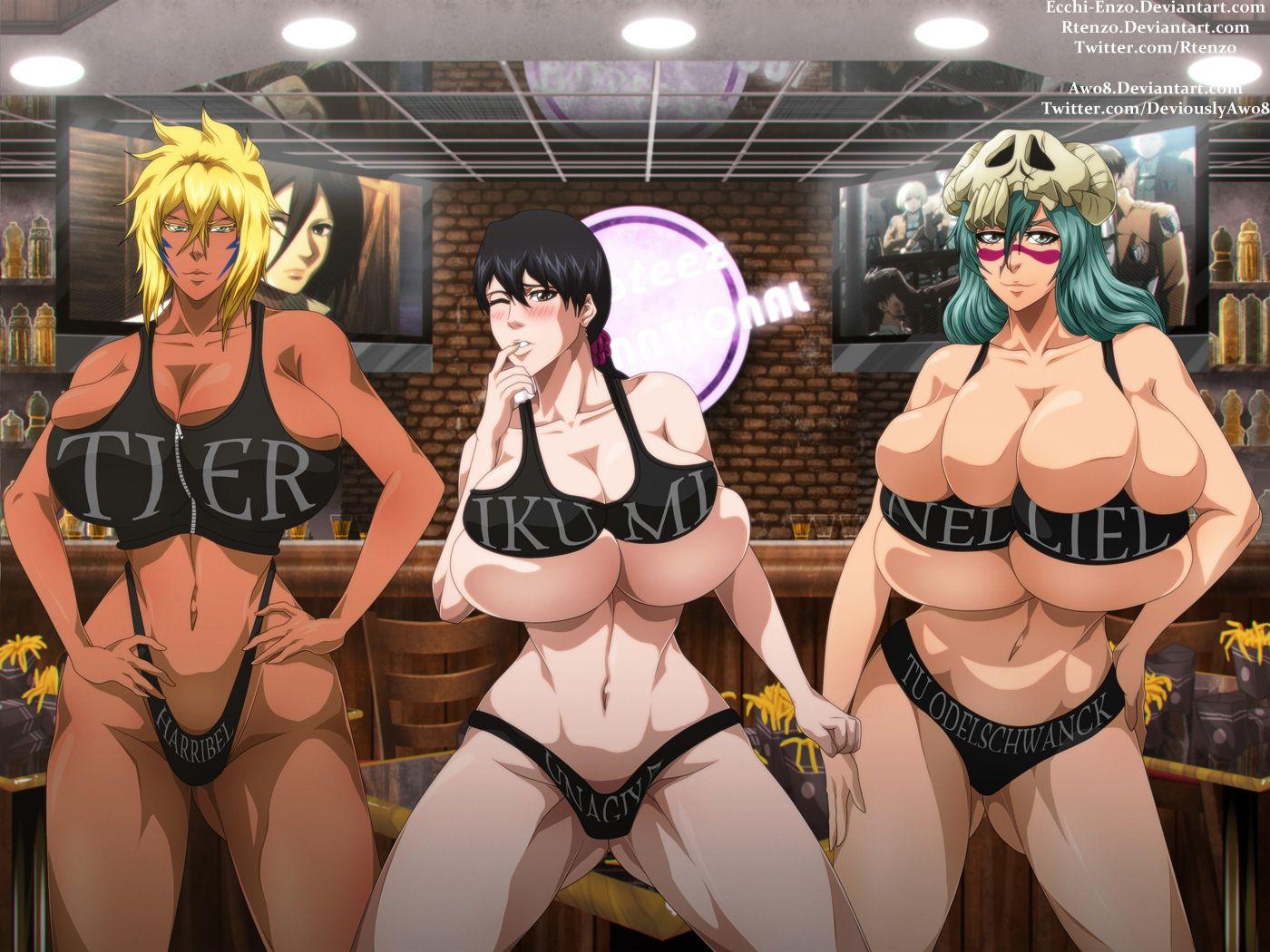 Kukaku shiba free anime porn