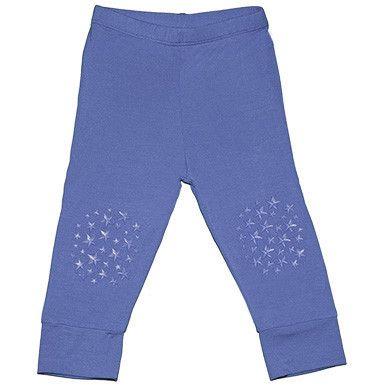 Anti Slip Leggings- Blue
