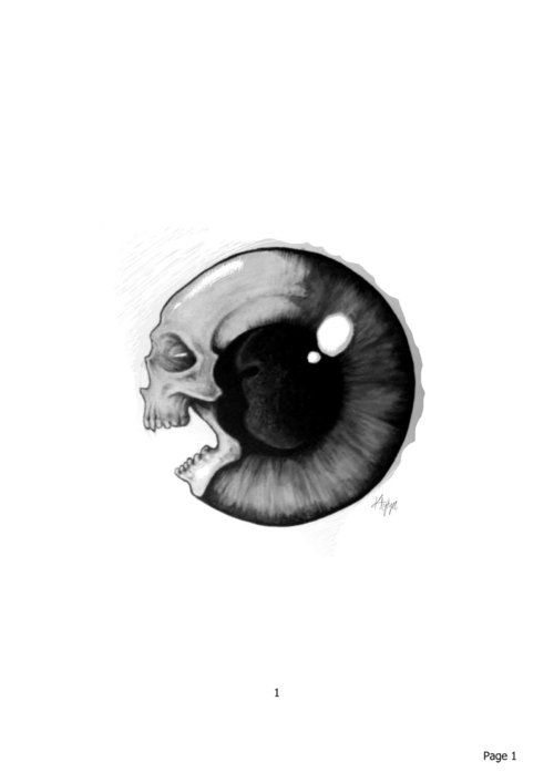 Eye see you by winterfrozeme for Super cool drawings