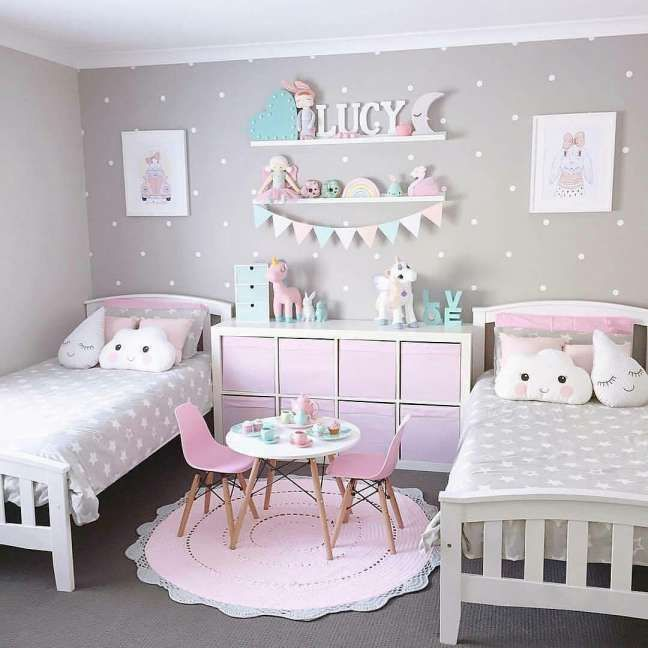 10+ Exceptional Bedroom Color Themes For 8 Year Old Girls Photos
