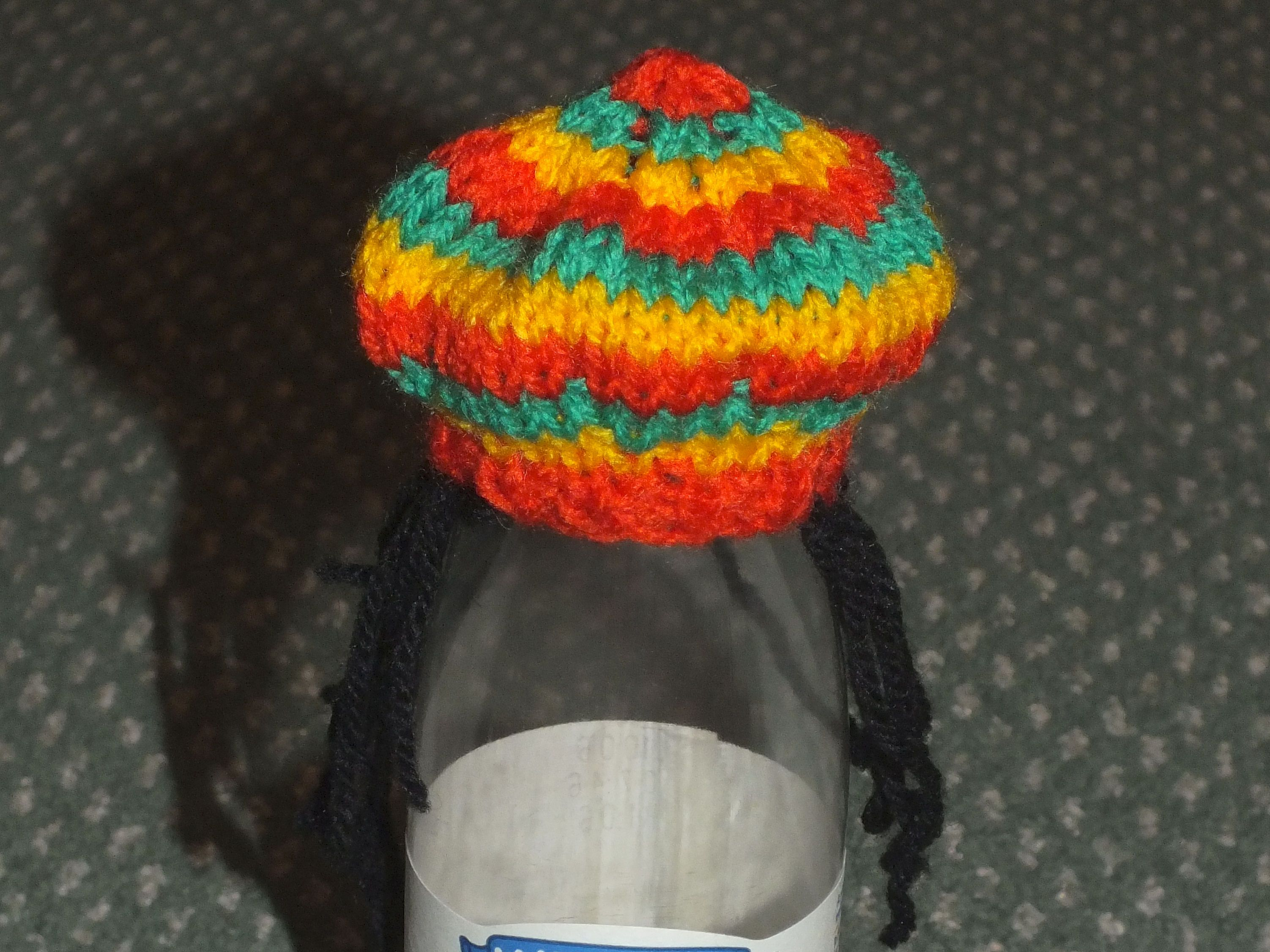 Innocent Smoothies Big Knit Hats - Rasta | Hats nd caps for doll ...