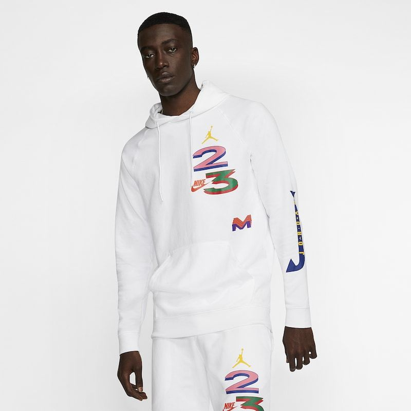 Jordan DNA Pullover Hoodie - Men's