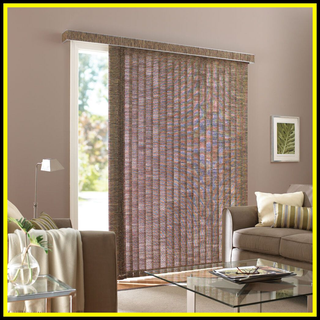 Sliding Door Vertical Blinds Menards