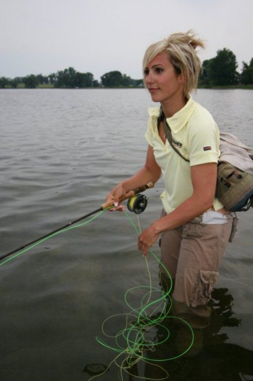 hot girls fishing Redneck woman