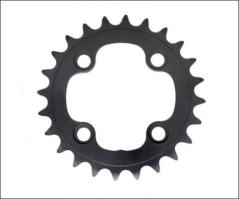 Shimano Xtr M960 9 Speed Chainring 22t 64mm Bcd Bmx Sprocket