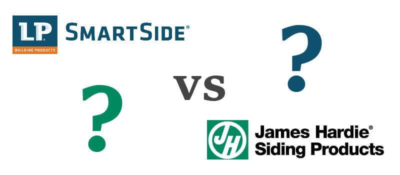 Which Is The Best Siding For A House Lp Smartside Vs Hardie With Images Lp Smart Siding Lp Siding Siding