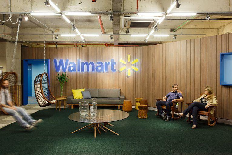 Walmart.com Office, São Paulo, 2013 - Estudio Guto Requena