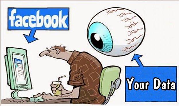 Αντιγραφάκιας: Αφήστε το Facebook Αν δεν θέλετε να σας κατασκοπεύ...