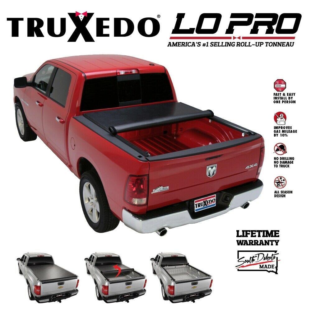 (Sponsored eBay) 578001 TruXedo Lo Pro QT Tonneau Chevy