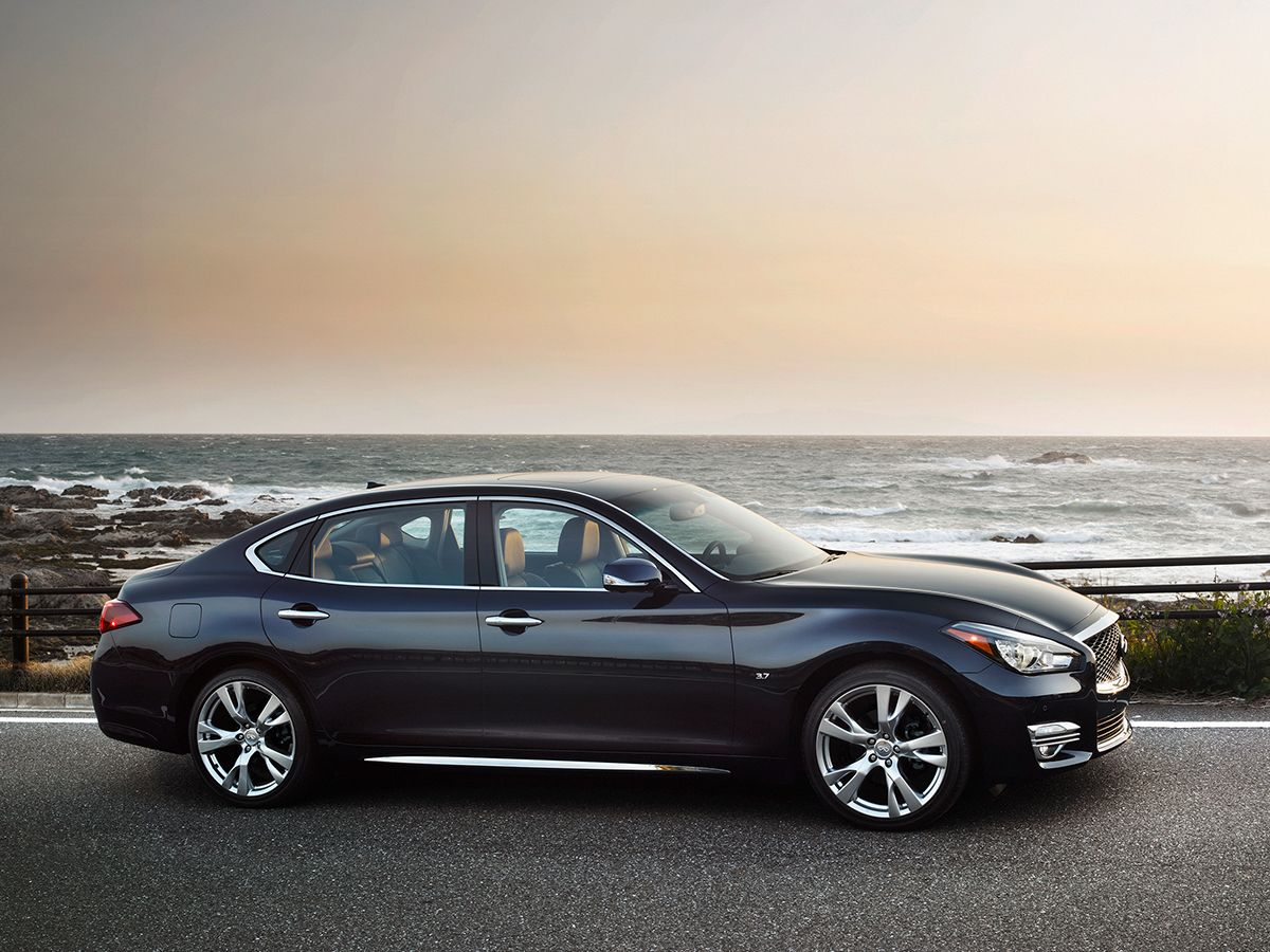 The Infiniti Sedan Creates A Whole New Meaning For