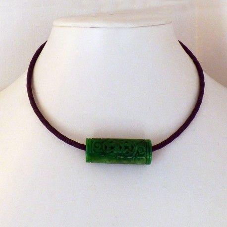 gamme exclusive en arrivant date de sortie collier Lakhovsky jade | Lakhovsky | Collier, Anneau et ...