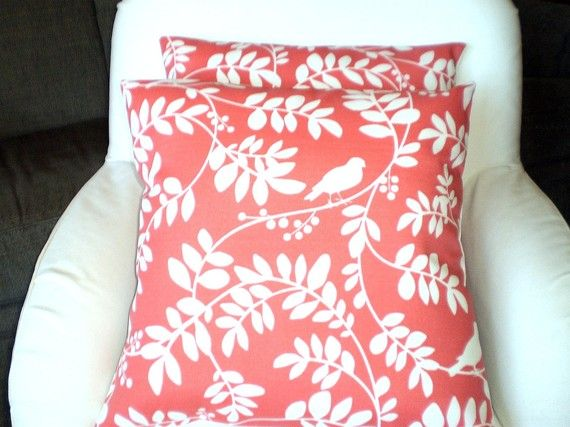 OUTDOOR  Pillow Covers Decorative Pillows by fabricjunkie1640, $34.00
