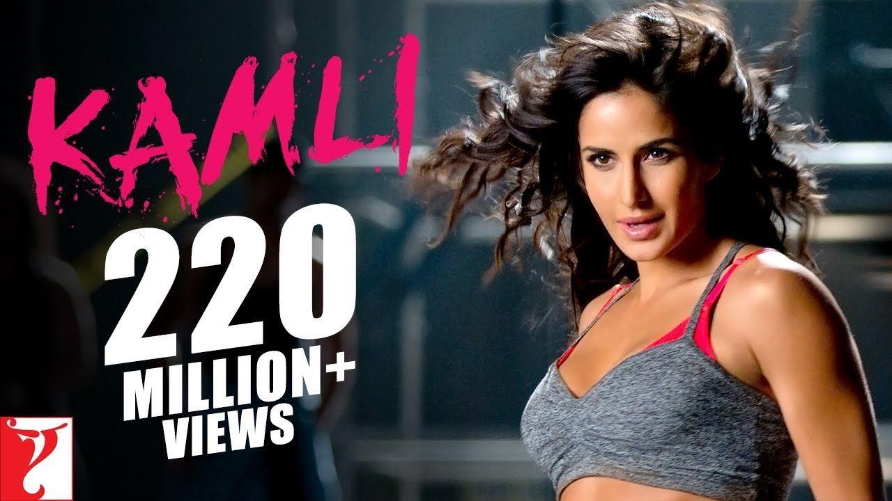 Kamli Full Song Dhoom 3 Katrina Kaif Aamir Khan Sunidhi Chauha Katrina Kaif Bollywood Music Videos Katrina