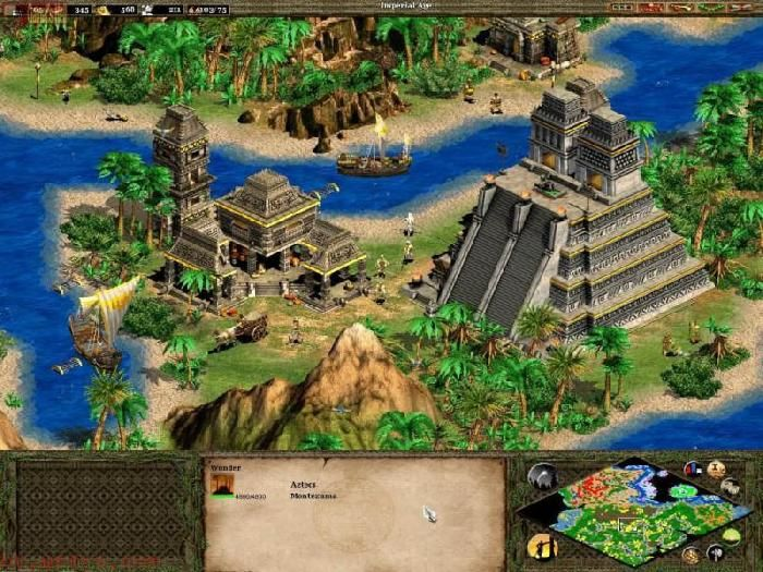 Playing With The Aztecs Age Of Empires Ii Con Imagenes Age