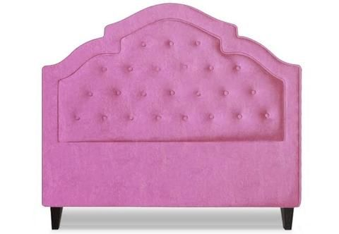 Mia Tufted Headboard in Woven & Cotton Poly design by BD Fine ...