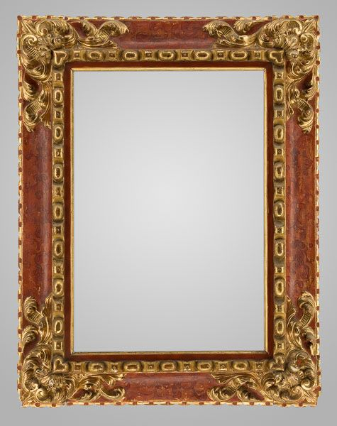 19th Century Hand-carved Baroque-style Spanish Frame. Rare frames ...