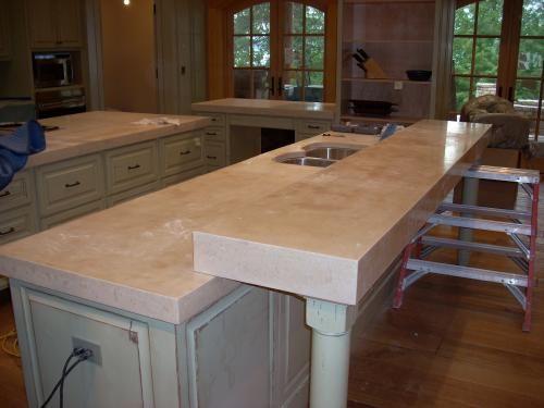 Concrete Countertop Solutions Forum White Concrete Concrete