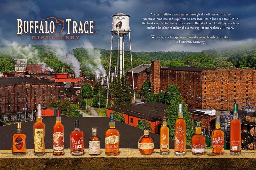 Pin By Buffalo Trace Distillery On Gift Ideas Distillery Gift