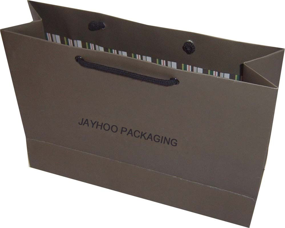 Promo shopping bag! #shoppingbags #paperbag #jayhoopackaging #poweryourbranding